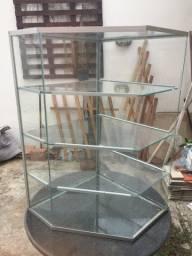 Vendo Vitrine de vidro