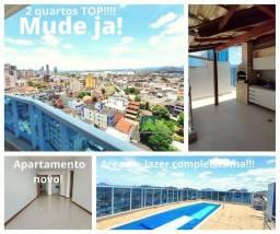 Apartamento com 2 dormitórios à venda, 58 m² por R$ 360.000,00 - Praia de Itapoã - Vila Ve