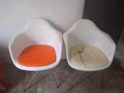Cadeiras pra terraço ou escritório