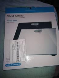 Balança digital Multilaser 180 kg