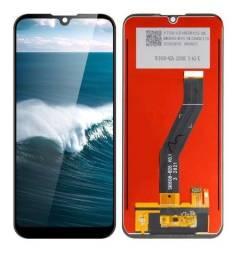 Display Tela LCD Touch Moto E6S com Garantia