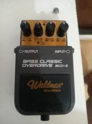 Pedal Bass Classic Overdrive