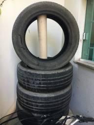 Vendo pneu meia vida 225/55 R18