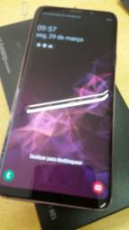 Galaxy  S9 plus  semi novo