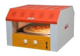 Forno de pizza express balcão compacta print novo