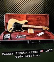 Fender Stratocaster 1.977 toda original