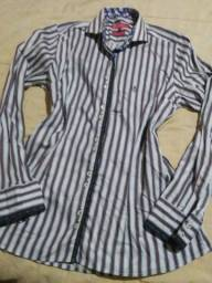 Camisa social feminina M