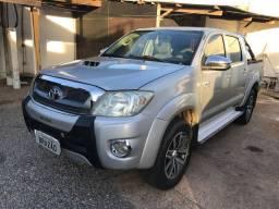 Hilux SRV 3.0 automático 4x4 diesel