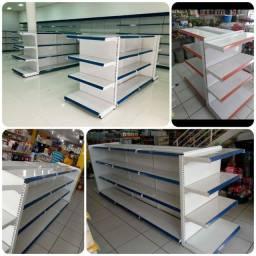 Título do anúncio: gôndolas e acessórios ( supermercado, mercadinho, padaria,  lojas de conveniencia))