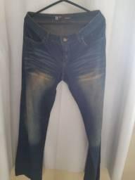 Calça jeans transmissão tam 40/42