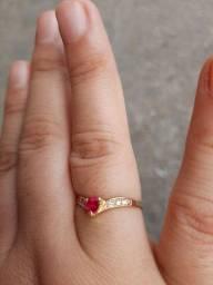 400 reais anel de ouro.