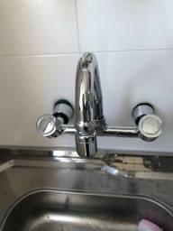 Torneiras para água quente
