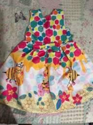 Vestidos infantis da marca Magalah