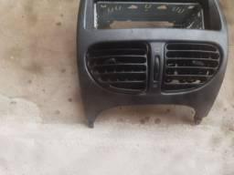 Difusor de ar Peugeot 206