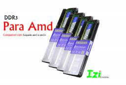 Memória Ram DDR3 Para AMD