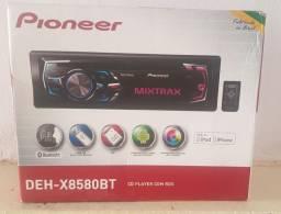 Pioneer DEH-X8580BT / Mixtrax / Golfinho