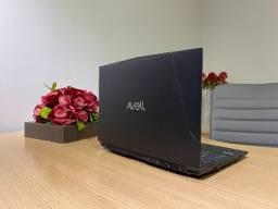 Notebook Avell Workstation i7 24Gb DDR4 480Gb SSD Gtx Fhd IPS 120Hz (Aceito Cartões)
