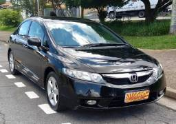 Honda New Civic  LXS 1.8 Aut. Flex - 2010