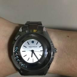 Relógio - Technos - pedrarias móveis