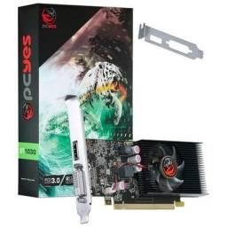 Placa de Vídeo GT 1030 2GB Ddr5 PCYes Nvidia GeForce  - Loja Natan Abreu
