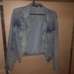 Jaqueta jeans M