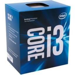 Processador core i3 7100 3,90ghz + placa mãe msi h110 ddr4