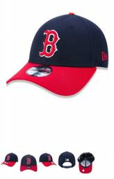 Boné Boston Red Sox Team Color - 9FORTY MBL