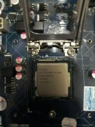 Kit 1150 Placa mãe Proc I5 de 4590S 4º (Cooler+ PCI-E Wifi)