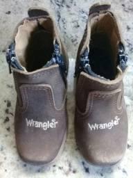 Bota Infantil Wrangler, N° 22