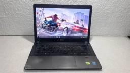 Dell i5 4ª Gen, com placa Nvidia Geforce GT 740m, valor no anuncio