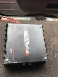 Módulo Sd 400 (passo cartão)