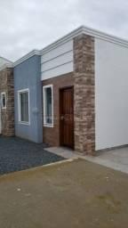 Casa à venda com 2 dormitórios em Eliana, Guaratuba cod:CA00122