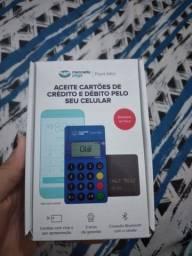 MAQUININHA MERCADO PAGO NOVA POINT MINI ME30S R$ 25,00