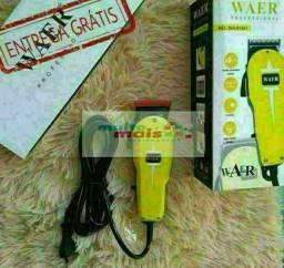 Maquina de Cortar Cabelo Waer
