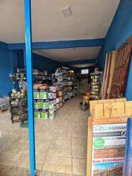 Ponto comercial de loja de material de construcao