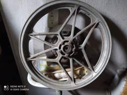Jogo de Rodas CB 450 DX (rodas originais)