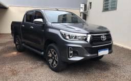 Toyota Hilux SRX 2018/2019 edição 50 anos