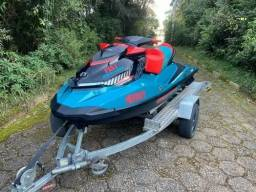 Jet ski Sea doo wake 155 2019