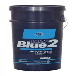 Graxa Azul 10kg Ingrax Unilit Blue-2
