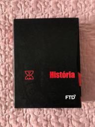 Livros de História FTD