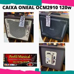 "Caixa Multiuso 10"" 120w vintage Oneal Ocm2910"