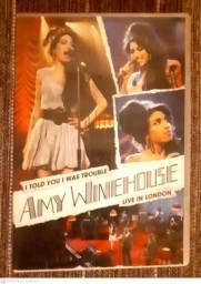 DVD AMY WINEHOUSE MUSICAL ORIGINAL