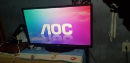 MONITOR TV 24p aoc