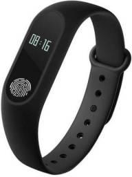 Smartband pulseira inteligente fitness monitoramento lembretes sono coração etc