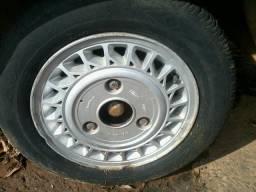 Roda 3 furos Ford
