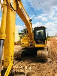 Kit escavadeira + caminhão