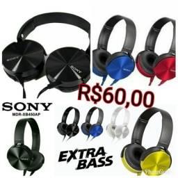 Fones Sony