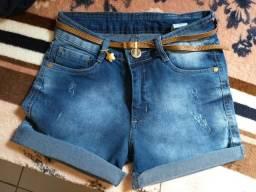 """2 short""""s jeans"""