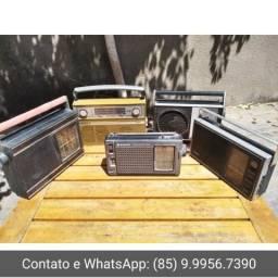 R$350 tudo Lote com 5 Exemplares antigos