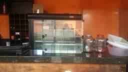 Vende Espósito de vidro 200$